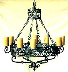 candle chandeliers non electric hanging candle chandelier home design ideas intended for incredible non electric lighting