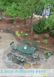 diy patio ideas pinterest. Elegant Flagstone Patio Diy Outdoor Decor Images 3 Hour Diy Patio Ideas Pinterest N