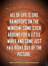 Value Of Life Quotes Value Of Life Quotes Best Of All Of Life is Like Raindrops On the 73