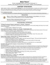 Social Media Resume Templates Job Example Coordinator Cover Letter