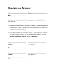 Employee Confidentiality Agreement Pdf Awesome Non Disclosure ...