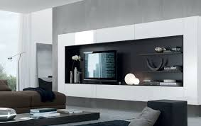 Small Picture 21 Floating Media Center Designs for Clutter Free Living Room