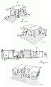 mini house plans. Small Prefab House Plans O - Prefab: Mini One + U