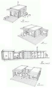 small prefab house plans o small prefab mini house one