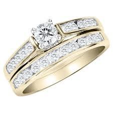 wedding rings argos sets