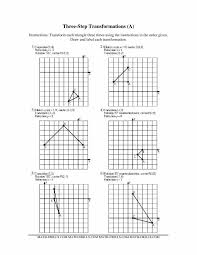 Worksheet Template : 4 Rotations Geometry Worksheet | Math Cover ...