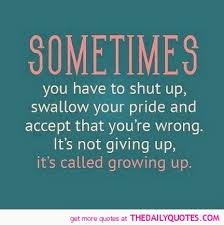 Grow Up Quotes