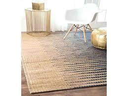 6x9 jute rug handmade natural fiber jute blue rug 7 6 x 9 for gray jute