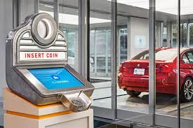 Carvana Houston Vending Machine Gorgeous This Company Wants To Sell You A Car From A Vending Machine TheStreet