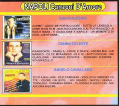 D'Alessio Gigi E Gianni Celeste - Napoli Canzoni D'amore - Amazon.com Music