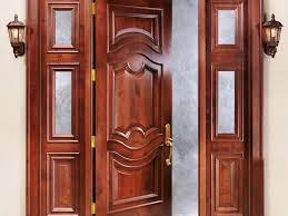 Front Doors Lowes : Adeley Home & Garden - Simple Yet Elegant Wood ...