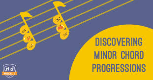 What Is A Progression Chart Discovering Minor Chord Progressions Musical U
