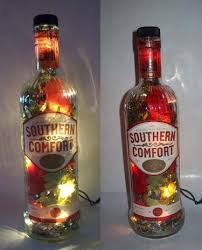 How To Decorate Empty Liquor Bottles Sweet idea for left over empty liquorwine bottles which there 62