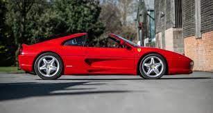1999 Ferrari F355 Gts F1 Classic Driver Market