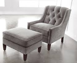 chair ottoman. modern ottoman chair in home interior ideas with r