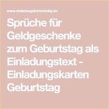 Spruch Geldwunsch Geburtstag Schön Spruch Geburtstag Kurz Ravenbitcom