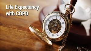 Copd Life Expectancy Chart Life Expectancy With Copd Charts Stages More Lung