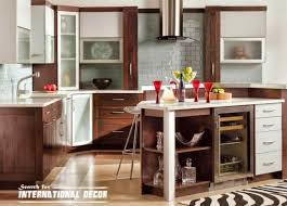 kitchen design apply how to apply contemporary style in the interior design my home