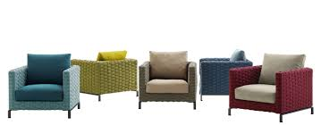 outdoor arm chair. Armchairs · Antonio Citterio. Ray Outdoor Fabric Arm Chair