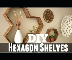 diy honeycomb shelves honeycomb hexagon shelves diy hexagon shelf popsicle sticks diy honeycomb shelves