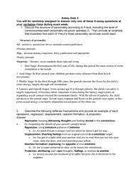 psy exam notes psy quiz essay questions oneclass