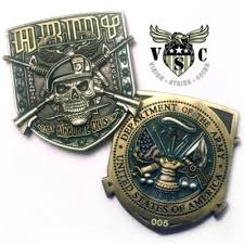 Usmc 1371 Combat Engineer Mos Coin