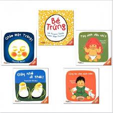 Combo Ehon Bé Ngoan 0-3 Tuổi Ebook PDF/EPUB/PRC