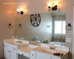 how to remove builder mirrors sawdust