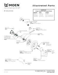 moen shower head parts shower faucet handle parts marvelous kitchen diagram large valve shower faucet
