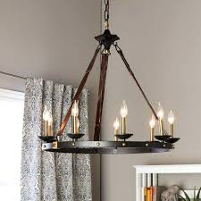 arturo 8 light rectangular chandelier dazzling