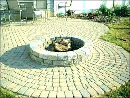fabulous home depot decorating ideas for landscape modern design with concrete paving glass stones patio pavers