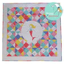 Mermaid Waters Quilt Club! | The Cinderberry Blog | Pinterest ... & Mermaid Waters Quilt Club! Adamdwight.com