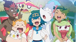 Pokémon Journeys' se traslada a Alola en sus nuevos episodios