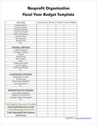 Sample Non Profit Budget 24 non profit budget template academic resume template 1