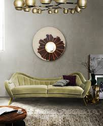 Mirror Wall Decor For Living Room Living Room Attractive Square Mirror Wall Decor Ideas With Beige