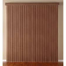 levolor vertical blinds. Custom Size Now By Levolor 84-in L Cinnamon Vinyl 3.5-in Slat Room Darkening Cordless Vertical Blinds