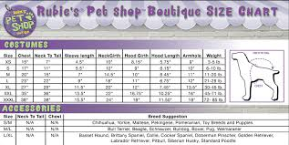 Rubies Dog Costume Size Chart Rubies Costume Company Elf Dog Costume Medium