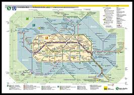 navigate berlin with public transport