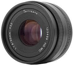 <b>Объектив 7Artisans</b> 50mm F1.8 Fujifilm X купить недорого в ...