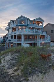 Best Obx Houses Images On Pinterest Pine Beach Homes And