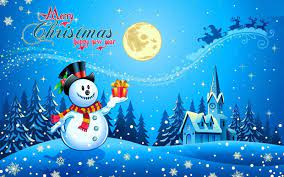 3D Christmas Wallpaper (Page 4) - Line ...