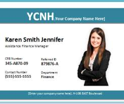 employee badges online employee badges template photo id badge word templates word excel