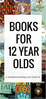 12 can t put down books for 12 year olds boys