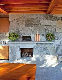 pizza oven fireplace pizza oven fireplace rustic outdoor kitchen in contemporary patio pizza oven fireplace kit pizza oven fireplace