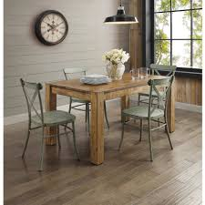 better homes and gardens collin distressed white dining chair set of 2 walmart