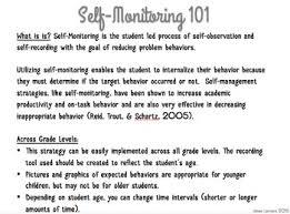 self monitoring behavior modification chart editable by ld diaries self monitoring behavior modification chart editable