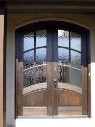 glass double front door. Epic Picture Of Home Exterior Furnishing With Various Double Front Doors : Drop Dead Gorgeous Glass Door A