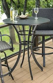 circular outdoor seating maximize space on your deck with this round pub table and tall circular outdoor seating circular outdoor seating uk