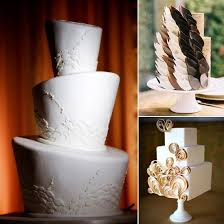 modern wedding cakes popsugar food