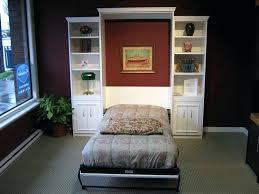 wall bed ikea murphy bed. Diy Murphy Bed Ikea Hack Desk Hacker Wall With Dark Brown Make A  Simple .